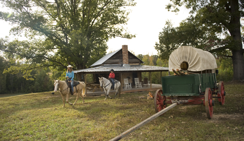 Shangrila Guest Ranch Virginia Horseback Riding Vacations