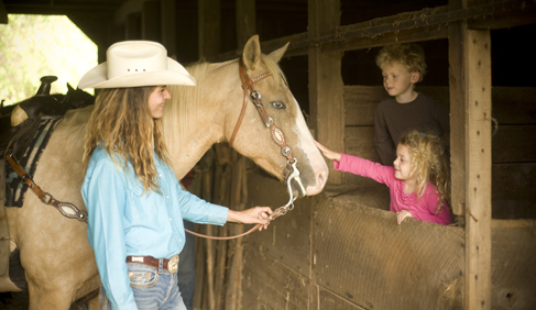 Shangrila Guest Ranch Virginia Horse Vacations