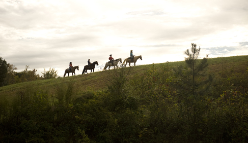 Shangrila Guest Ranch Virginia Trail Riding Vacations