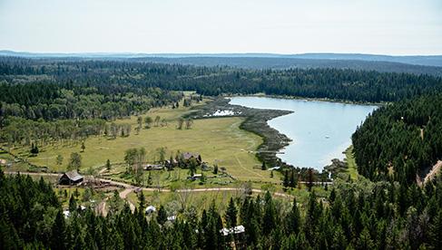 Siwash Lake Ranch- BC Guest Ranch