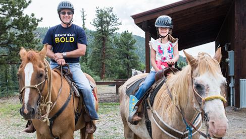 Sky Ranch Texas Oklahoma Colorado Christian Horse Retreats