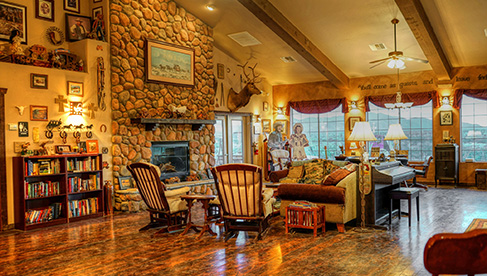 Stagecoach Trails Guest Ranch Lodge