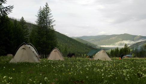 Stone Horse Expeditions and Travel Mongolia equestrian vacations
