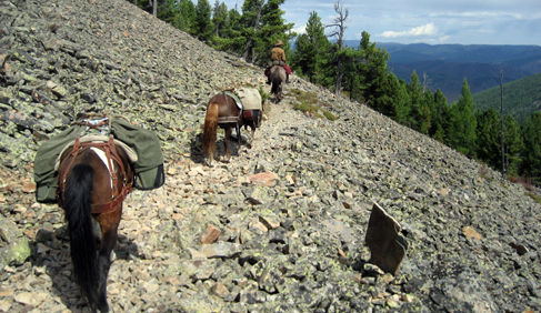 Stone Horse Expeditions and Travel Mongolia riding adventure vacations