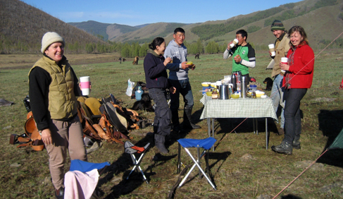 Stone Horse Expeditions and Travel Mongolia horseback riding vacations