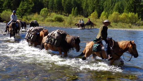 Stone Horse Expeditions and Travel Mongolia horseback holidays