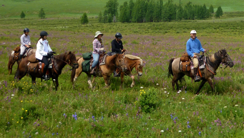 Stone Horse Expeditions and Travel Mongolia horse riding holidays