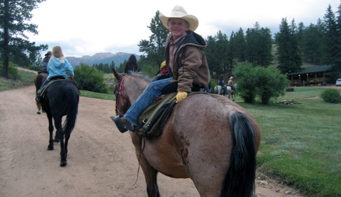 Tarryall River Ranch- Colorado Dude Ranch