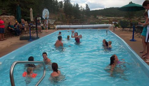 Tarryall River Ranch- Colorado Dude Ranch