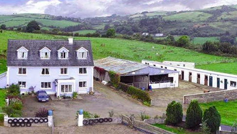 Tipperary Mountain Trekking Centre Ireland childrens horse camps