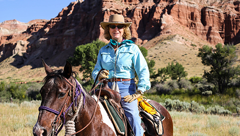 CM Ranch Dubois Horseback Riding Guest Ranches Yellowstone Park