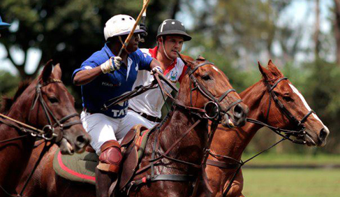 Uganda Polo Safaris Africa horseback riding holidays
