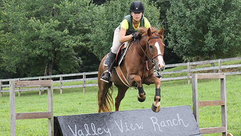 Valley View Ranch Equestrian Camp Georgia Hunt Seat Camp for Girls