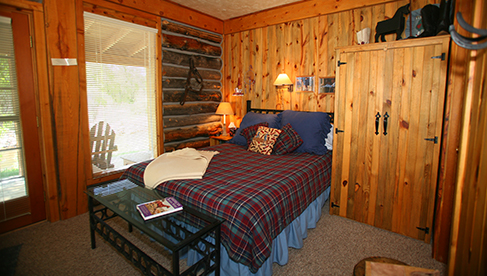 Vee Bar Guest Ranch Cabin Accommodations