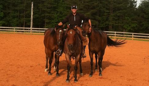 Shangrila Guest Ranch Virginia Horse Vacations