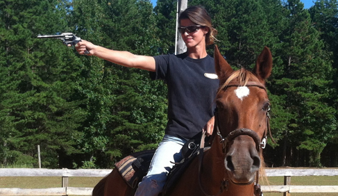 Shangrila Virginia Mounted Shooting Clinics