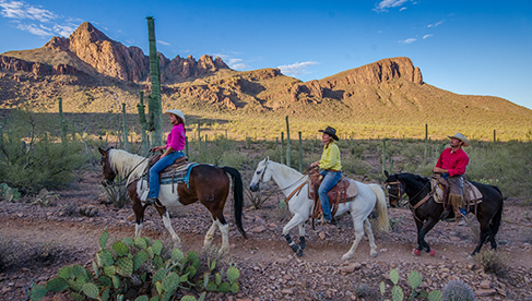 White Stallion Ranch Arizona Ranch Vacations