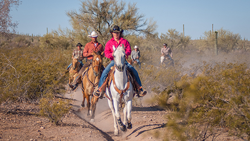 White Stallion Ranch Arizona Guest Ranch Vacations