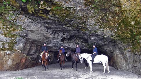 Willamette Coast Ride Oregon Horseback Riding Holidays