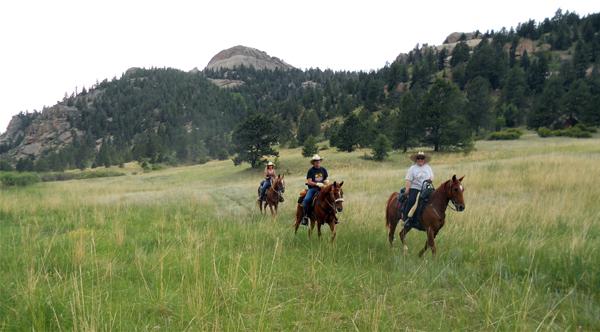 dome rock colorado horse trails