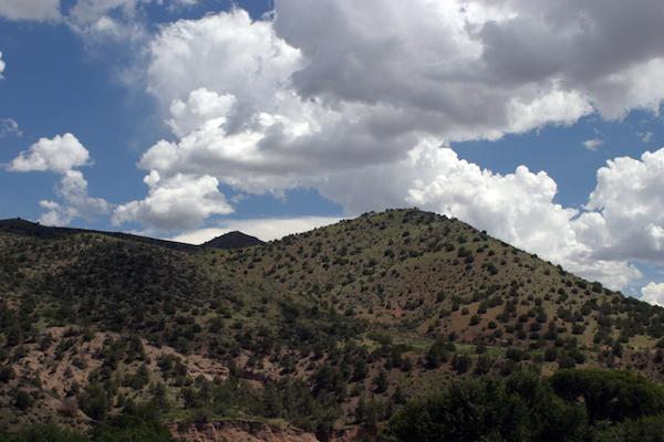 Double E ranch views