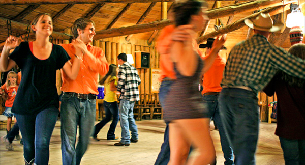Drowsy Water Ranch country dance