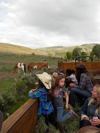 drowsy water ranch horseback