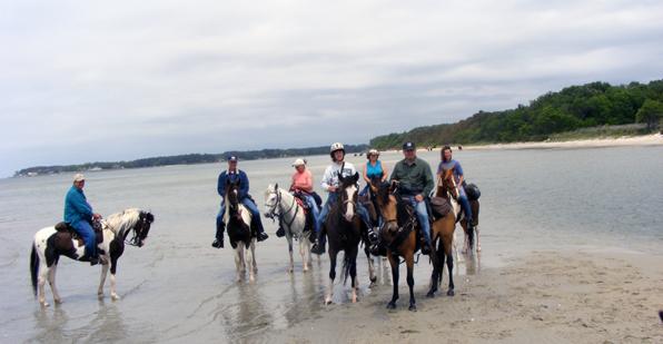eastern shore beach ride virginia