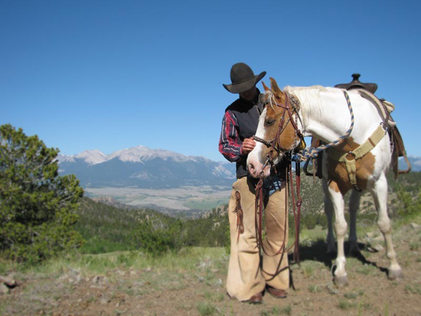 elk mountain guest ranch colorado horseback riding