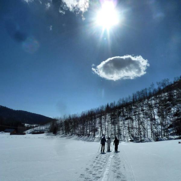 Elk River Guest Ranch Ski Trails