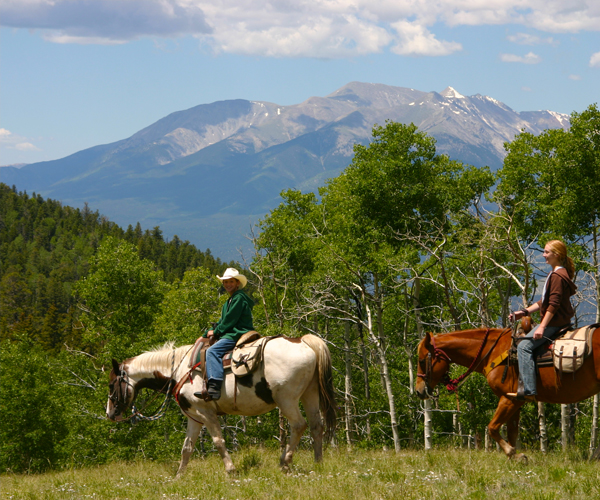 elk mountain ranch colorado dude ranch