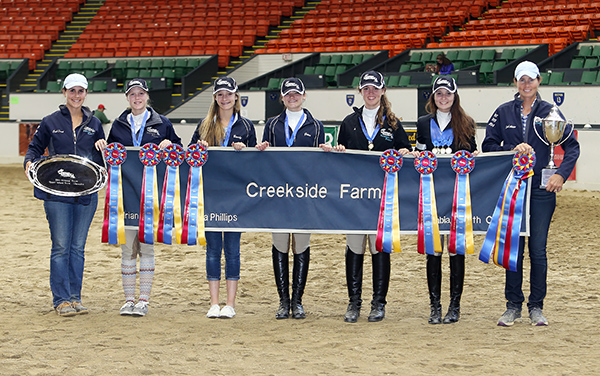 equestrian school competition south carolina