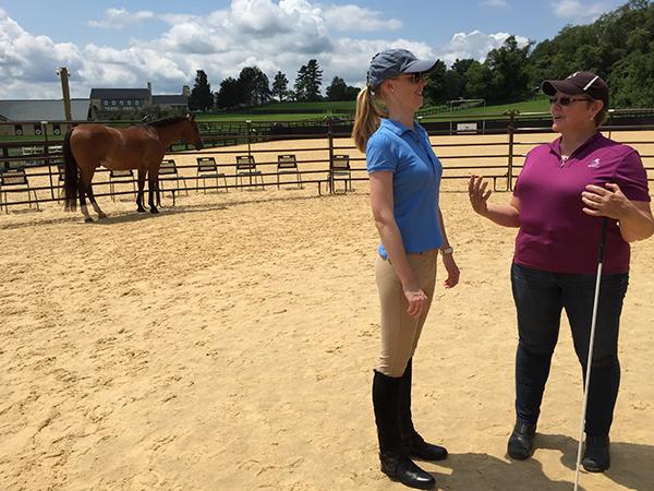 Equi Spective Horse Experience Middleburg Salamander Resort