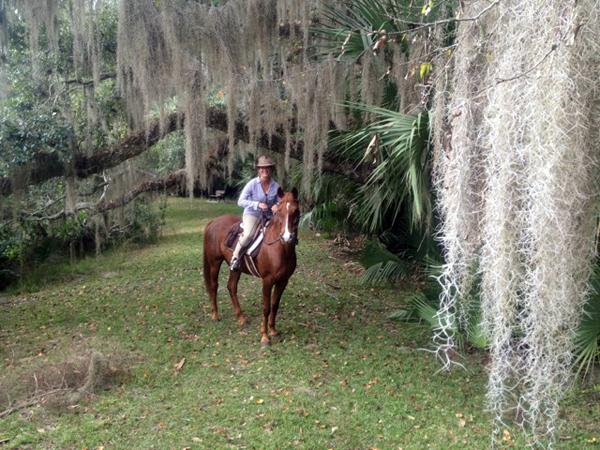 florida horseback riding princess place