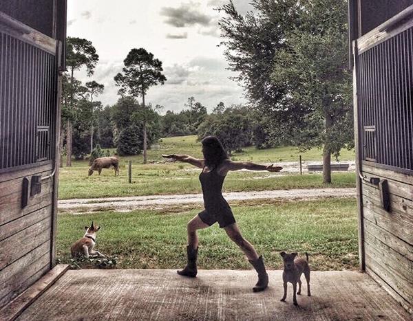 Rafter P yoga retreats