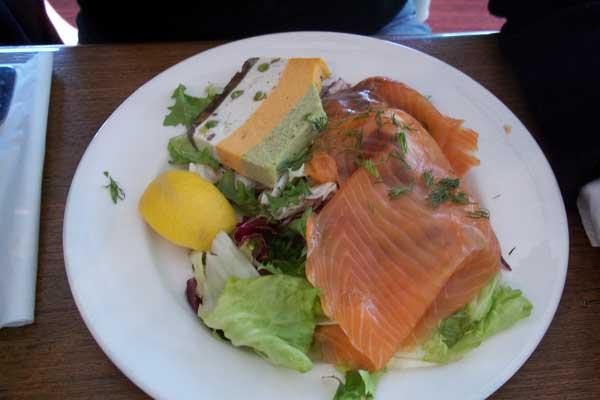 gallerie lafayette food