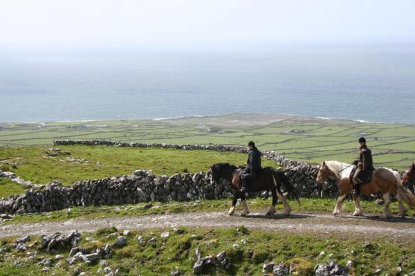galway horseback riding