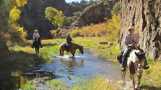 Geronimo Trail Guest Ranch travel deals
