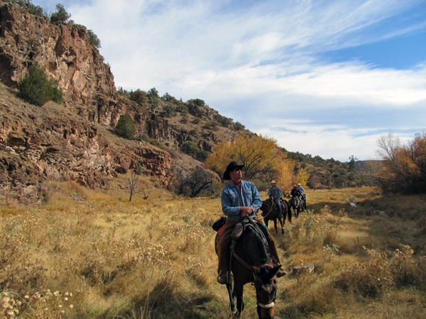 geronimo trail ranch horse riding gila