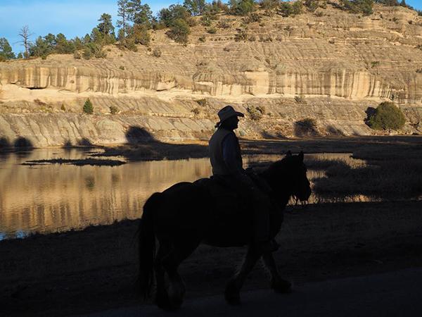 Geronimo Guest Ranch New Mexico horseback