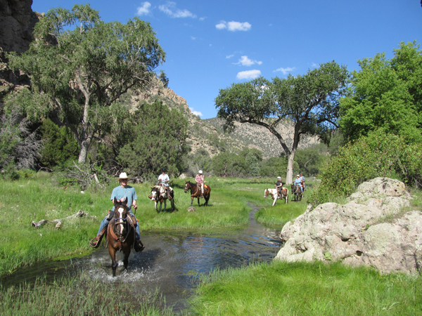 Geronimo Trail Guest Ranch Gila