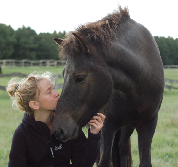 equine assisted activities girl with horse