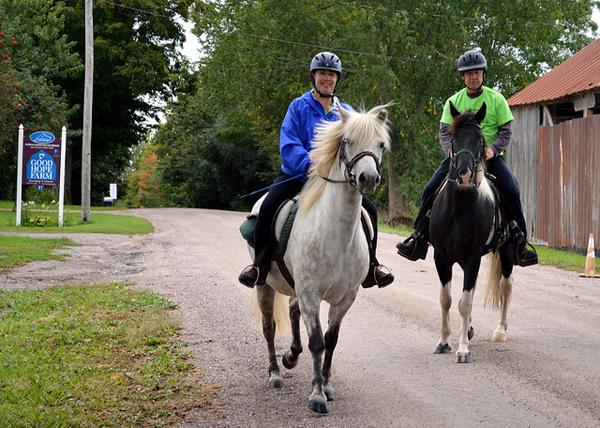 CHAMP Annual Benefit Trail Ride Good Hope Farm