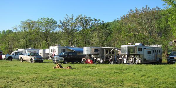 Graves Mountain Overnight Camping Virginia