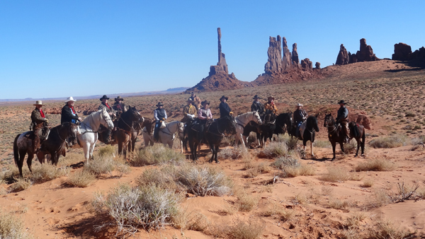 great american adventures horseback tours