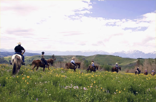 gros ventre river ranch