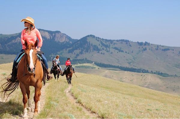HF Bar Ranch Wyoming
