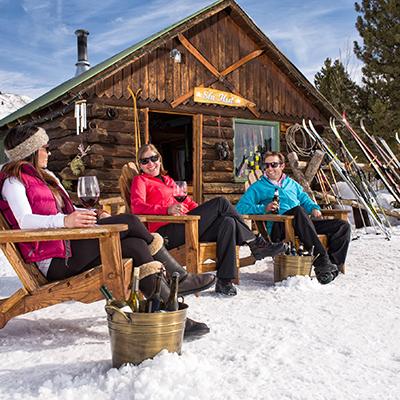 Home ranch ski wine colorado