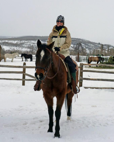 home ranch horseback riding