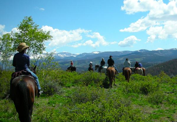 home ranch colorado dude ranch